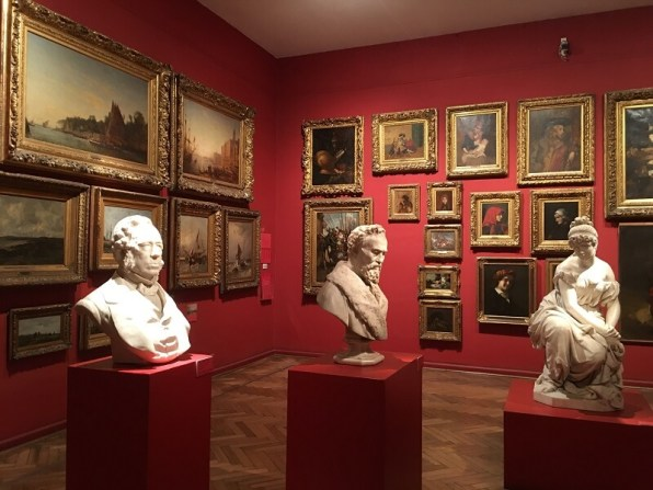 Things to do in Buenos Aires. Fine Arts museum