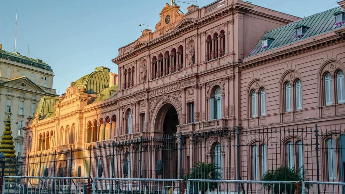 Buenos Aires Travel guide Casa Rosada tips