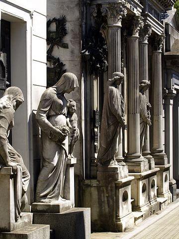 Buenos Aires travel tips. La Recoleta