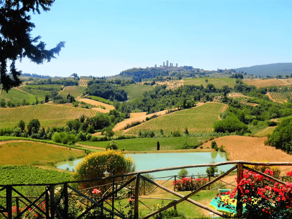 Chianti is one of the best European wine regions