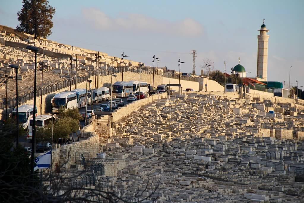 Israel cemetery