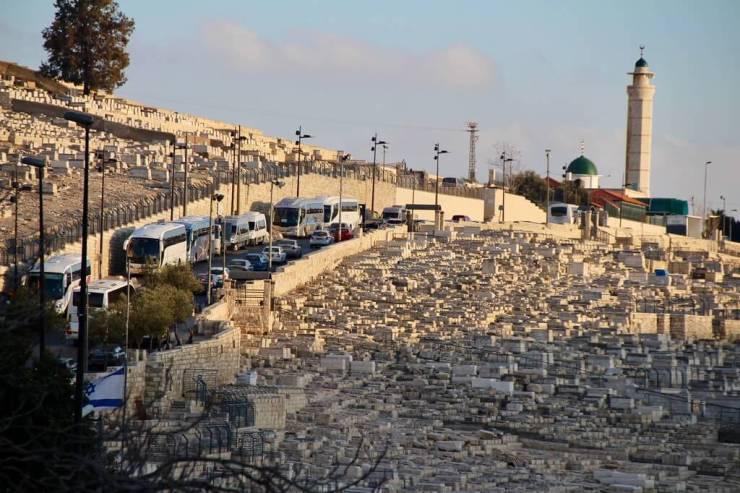 Iarael cemetery