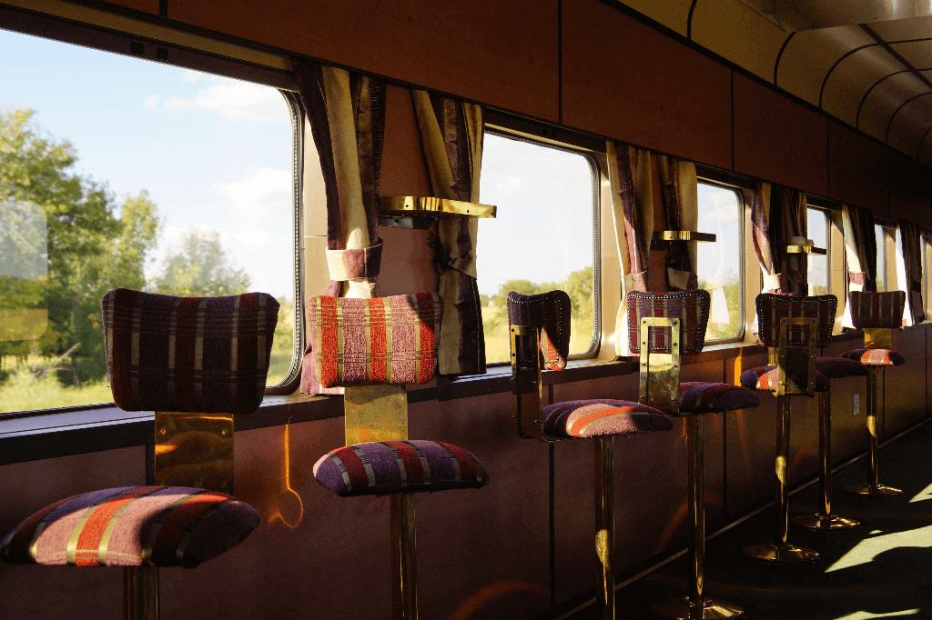 Shosholoza - scenic railway journeys
