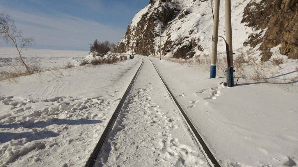 Trans Mongolian Railway - Great Scenic Railway Journeys