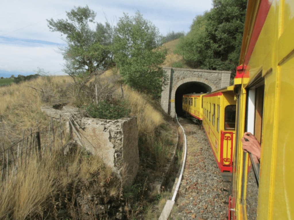 Scenic Railway Journeys Le Petit Train