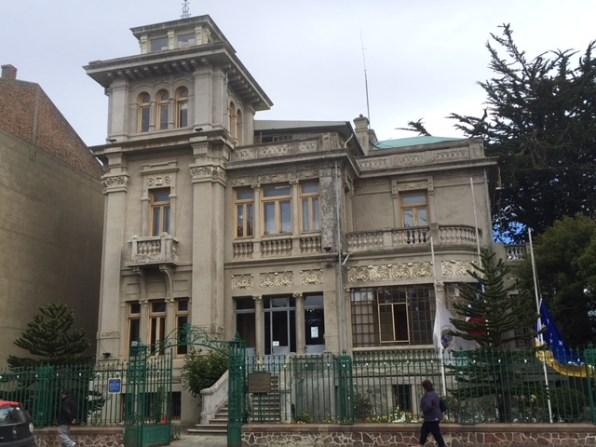 Punta Arenas house