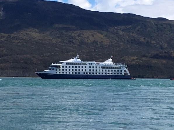 Strait of Magellan Cruise