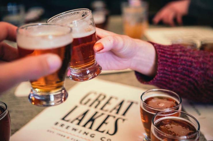 Craft Beer Breweries - Cleveland