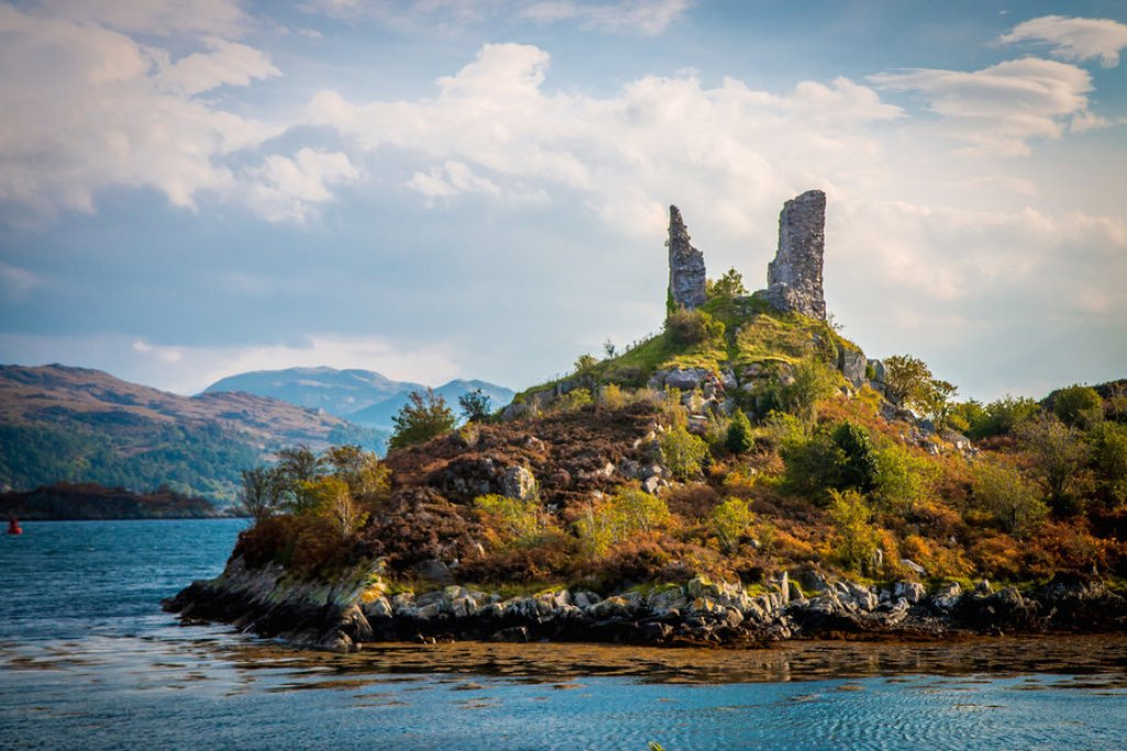Tracing ancestry through heritage travel in Scottland