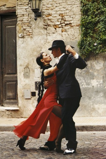 tango form Buenos Aires to Patagonia