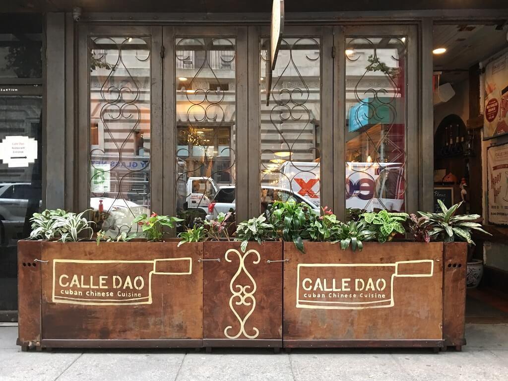 Calle Dao, Cuban Chinese restaurant in New York City