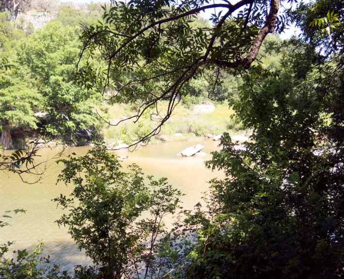 Pedernales River,