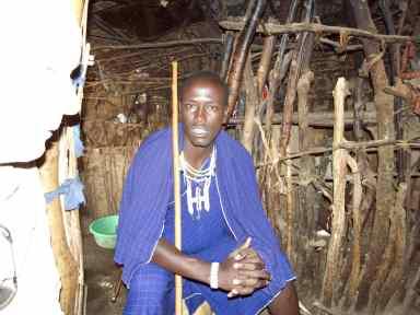 Masai guide