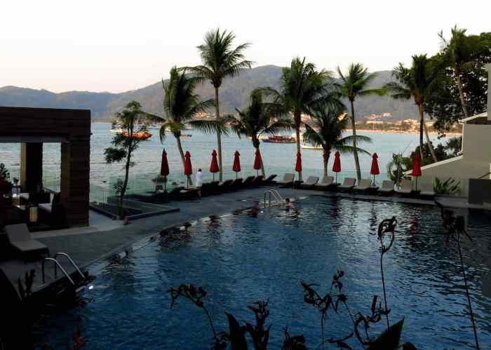 Pool at the Amari