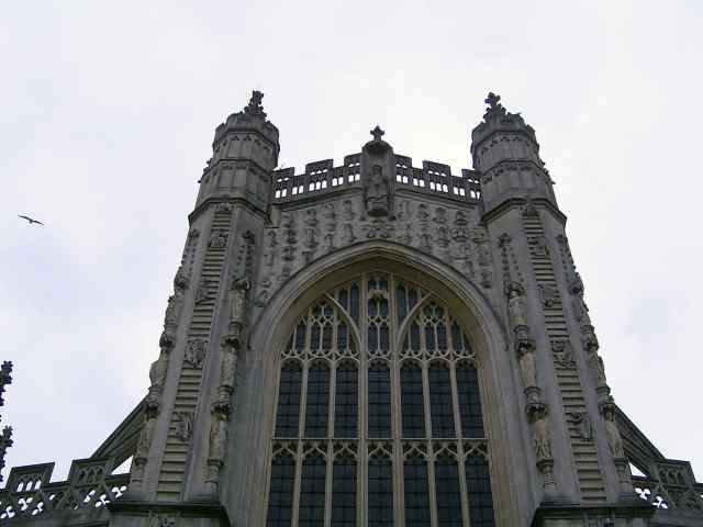Cathedral Face