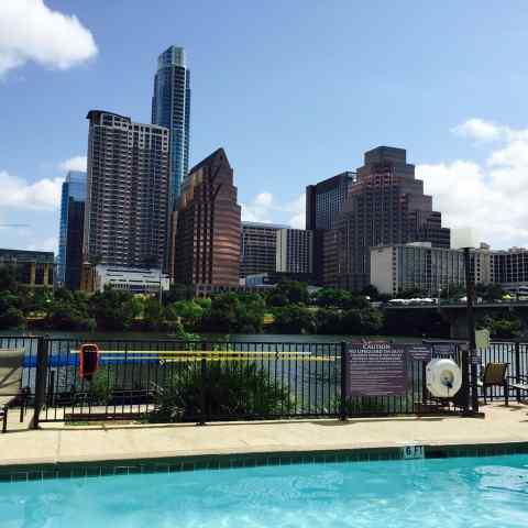 austin, texas, empty nesters, hyatt