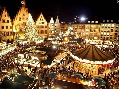 Christmas Markets!