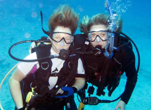 scuba, cozumel, diving, we-b-divin'