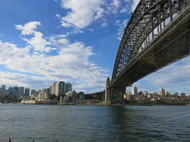 sydney, empty nest, city tour