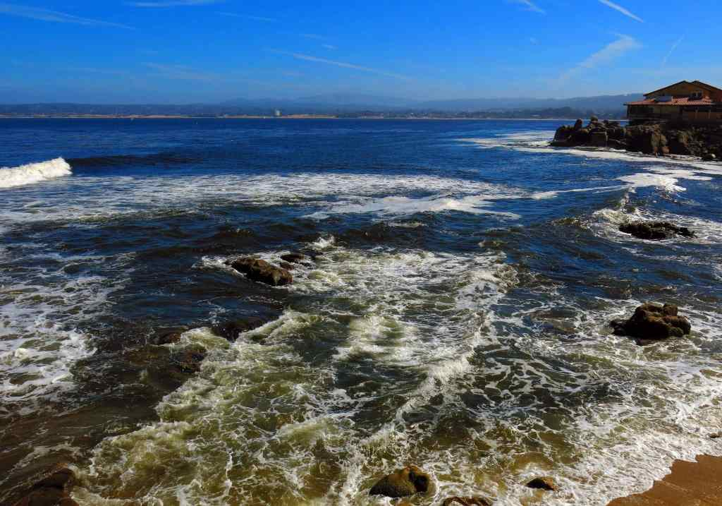 The Scenic 17 Mile Drive along the California Coast