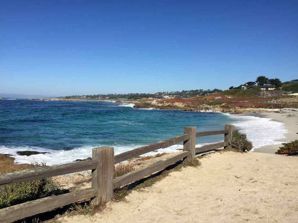 17 mile scenic drive, pebble beach drive, spanish bay