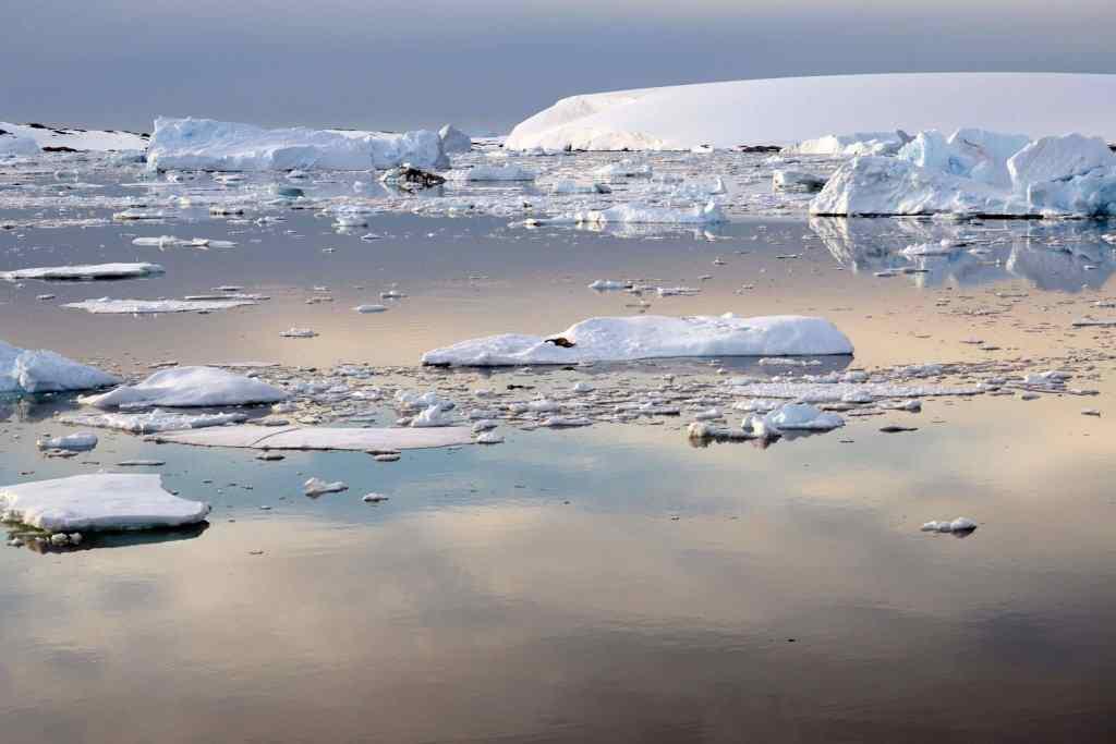 sunset porn, antarctica, antarctic sunsets, icebergs