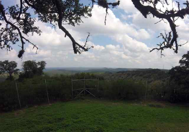 hill country, texas, views