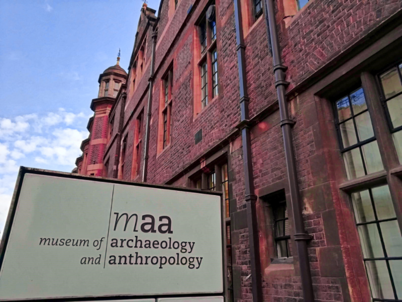 Museum of Archaeology and Anthropology
