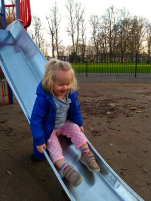 Christ's Pieces Playground