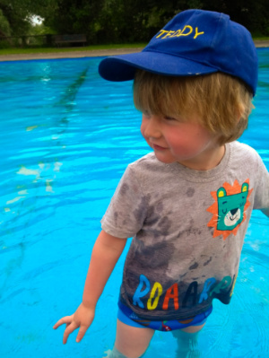 Lammas Land Paddling Pool