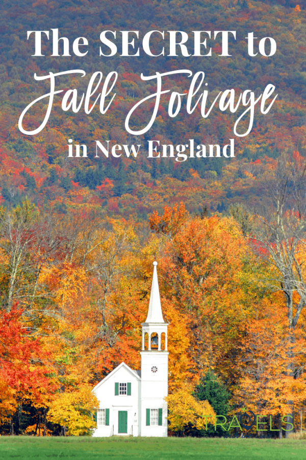 Don't head to Vermont and forget about the rest of New England! Visit the spots only the locals talk about! #fallfoliage #newengland