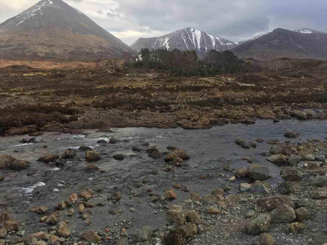 scottish highland views