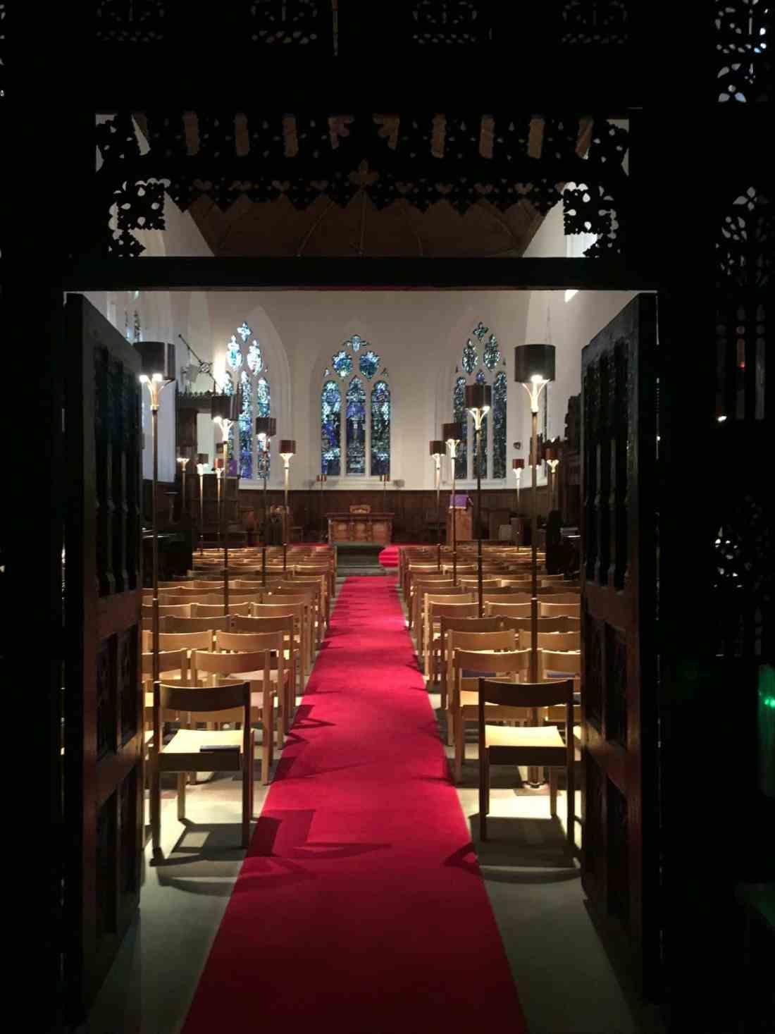 aberdeen king's college chapel