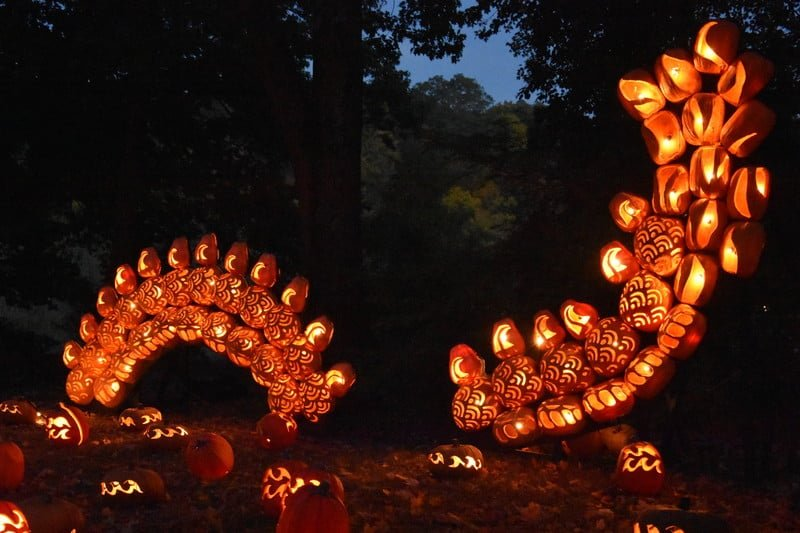 """October in Tarrytown is a great place for kids! There are many activities surrounding Halloween and """"The Legend of Sleepy Hollow."""""""