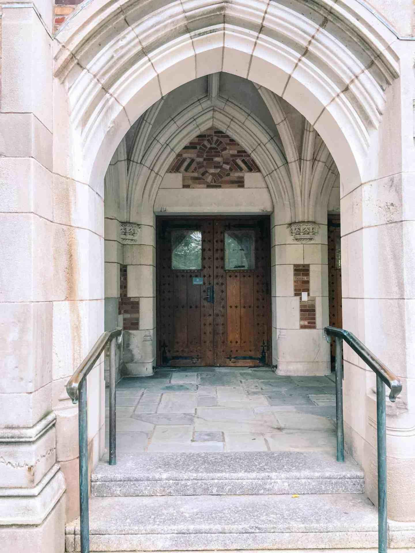 yale doorway