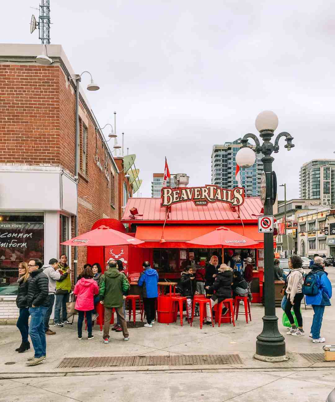 BeaverTails in Ottawa