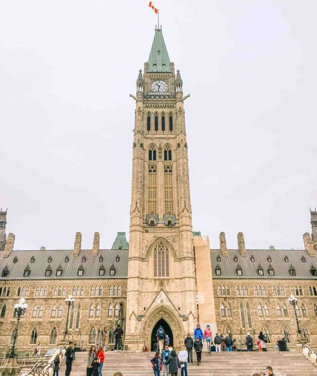 ottawa travel parliament 3-1094