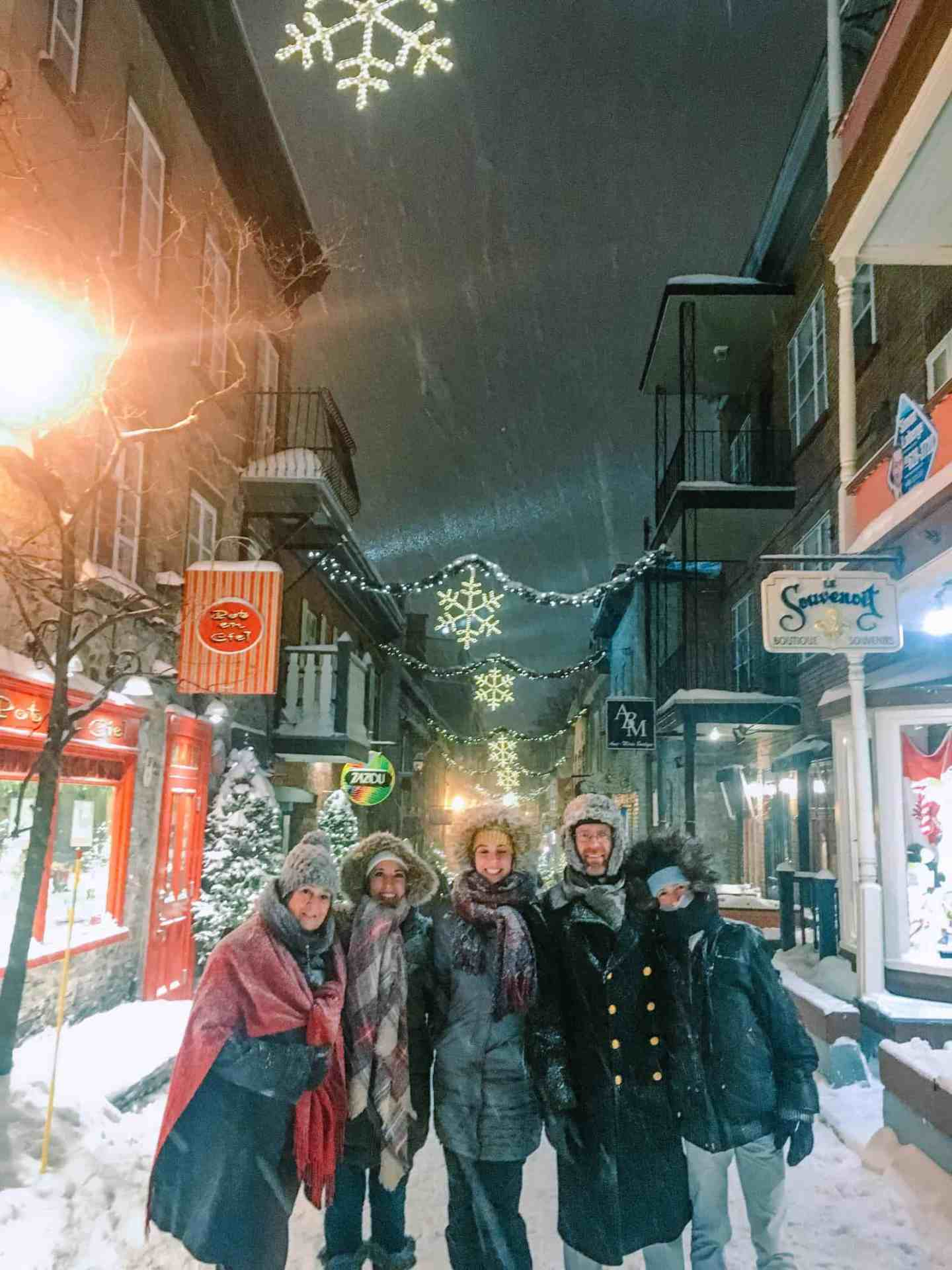 Quebec City at Christmas- The Ultimate Planning Guide