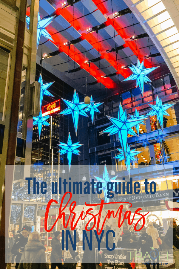 Chrsitmas in NYC, a guide for families. #macy's #rockefellercenter #christmasinnyc #nycchristmas