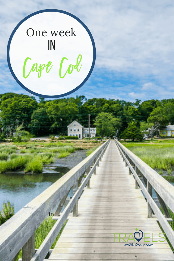Cape Cod is the perfect place to spend a week in the summer. The beaches, small towns, seafood, and festivals. You will love Provincetown as well. #capecod #beachvacation #summertravel #familyvacation #familyreunion