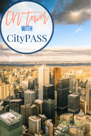 Toronto is an expensive city! CityPASS helps you save time and money in a large city. #toronto #citypass #traveltoronto