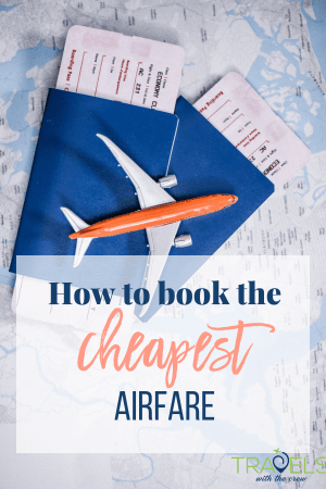 The secret to booking the cheapest Airfare!