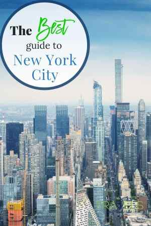 New York City can be overwhelming! Let's take the work out of planning with this guide for beginners!