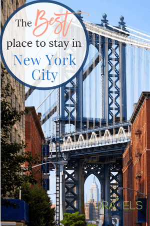 New York City is so big, and it's hard to know where is best to stay! Here is the guide to all major neighborhoods in Manhattan. #wheretostaynyc #nychotels #nyc