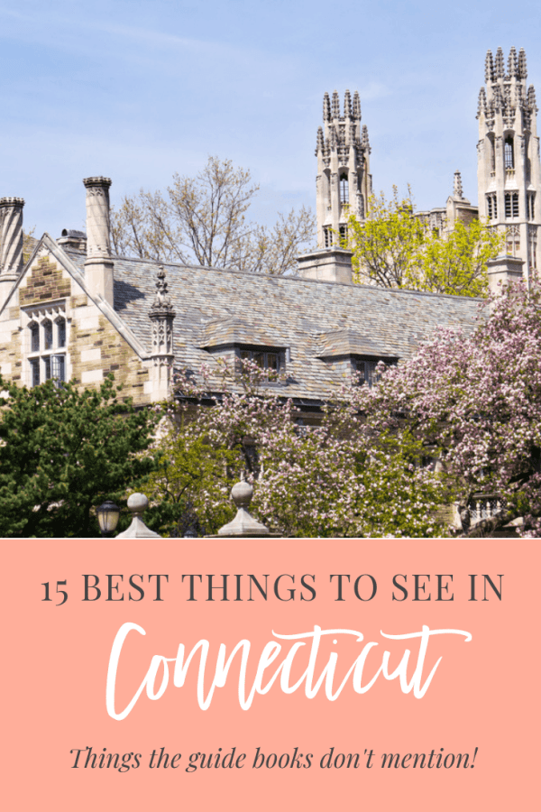 Visit Yale University, the largest indoor ropes course, the home of Mark Twain, eat the best pizza in America, cruise islands that have pirate treasure, and much much more! #connecticut