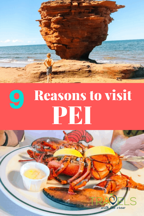 PEI or Prince Edward Island is a fabulous summer destination. Beautiful warm beaches, delicious seafood, and all the Anne of Green Gables a person could want! Here are the best things to do while you are there.
