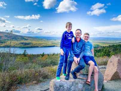 How to do  Acadia National Park in one day!