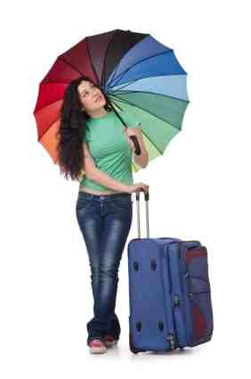 7 Best Travel Umbrellas {best travel gear series}