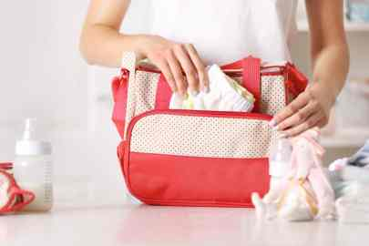The best Travel Diaper Bag for your next trip!