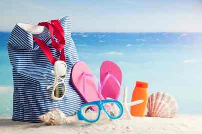 Beach Packing List: 39 Beach essentials